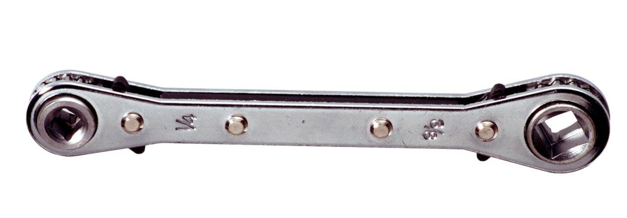 KS Tools 130.0122 4 in 1 Kä lte-Klima-Ratschenschlü ssel, umschaltbar KS-Tools Werkzeuge-Maschine 4042146019559