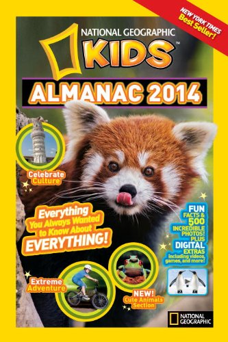 National Geographic Kids Almanac 2014  National Geographic Kids Almanac  Quality