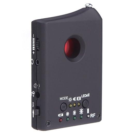 Anti Spy Detector Señal RF Tracker Lente Detector de Errores gsm Buscador de Dispositivos Cámara Oculta Laser: Amazon.es: Bricolaje y herramientas