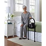 KHSKX-The old woman in the armrest stand up handrails bedside fence bed handrails bed railings get up the board Leg money