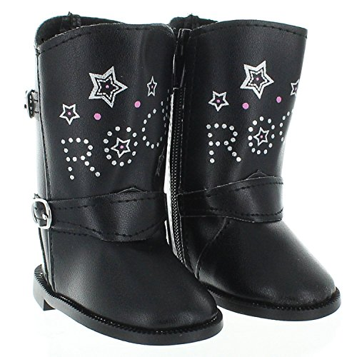 Doll Shoes Boots American inches product image