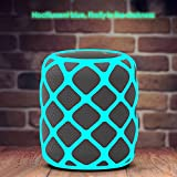 1pc Noctilucent Case for Homepod Cover, Replacement Protective Case Accessories Scratch-resistant Soft Silicon Shock Resistant Frame Shell Thick for Homepod ONLY Noctilucent