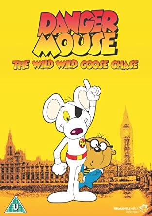 danger mouse saves the world again