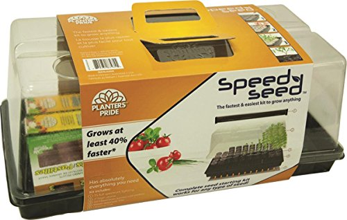 Myers Industries L Ggroup Rzhl0500cocc003 5 Piece Speed Seed Greenhouse Kit