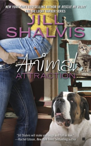 Animal Attraction (An Animal Magnetism Novel Book 2) cover