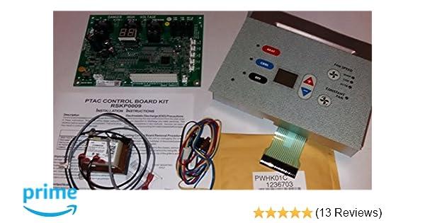 Amazon.com: Amana RSKP0009 Universal Control Board: Industrial ... amana ptac wiring diagram Amazon.com