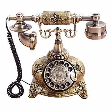 Vintage Retro Teléfono Antigüedades Continental teléfono ...