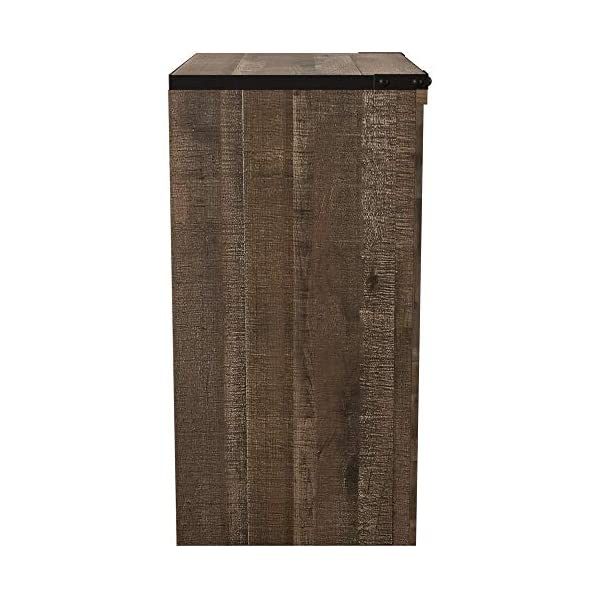 Signature Design by Ashley Furniture Signature Design - Trinell Nightstand - Brown