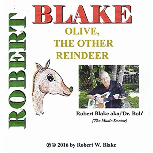 Olive, the Other Reindeer -