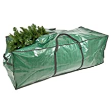 Santa's Bag 9' Christmas Tree Rolling Storage Bag