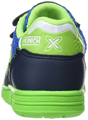 Multicolor Mixte Breath G Vert 3 Munich 1515826 VCO Kid Enfant Multicolore Fitness Chaussures de nHO88qvW
