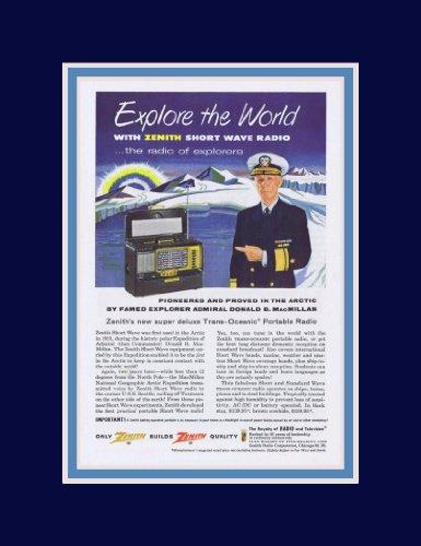 vintage admiral radio - 5