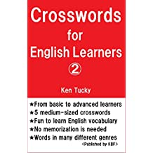 Crosswords for English Learners②