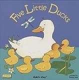 Five Little Ducks, Annie Kubler, 0859539350