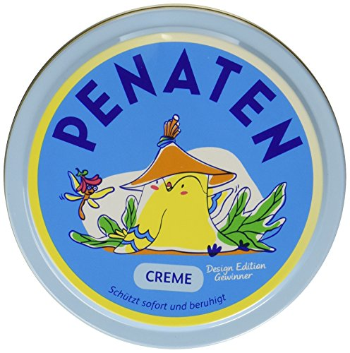 Penaten Cream ( 150 ml )(Packing Maybe Vary) - Creme Tin Box