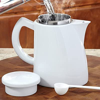 Sowden Oskar SoftBrew Coffee Maker with Scoop