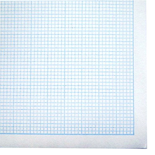 A4 Graph / Chart Paper - 2mm Squares - 500 Sheets = 1000 Graphs - 11.7 X 8.3 by Paper Things (Image #2)
