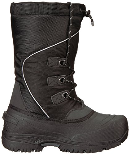 Kodiak Mens Bernon Snö Boot Svart