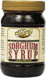 Golden Barrrel Sorghum Syrup Wide Mouth Jar, 16 oz