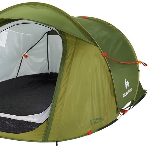 DECATHLON-2-Seconds-Pop-Up-Easy-to-carry-  sc 1 st  Discount Tents Sale & DECATHLON 2 Seconds Pop Up Easy-to-carry Tent 2 PersonGreen