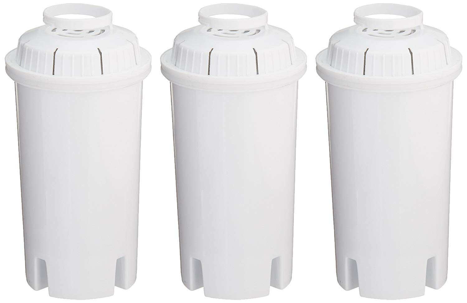 Sapphire Replacement Water Filters, for Sapphire, Brita and Pur Pitchers, 3-Pack by Sapphire