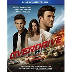 OVERDRIVE - Action-Packed Caper Arrives on Blu-ray and DVD November 7 from Paramount