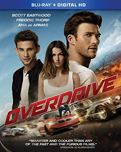 Blu-ray : Overdrive (AC-3, Digital Theater System, , Widescreen)