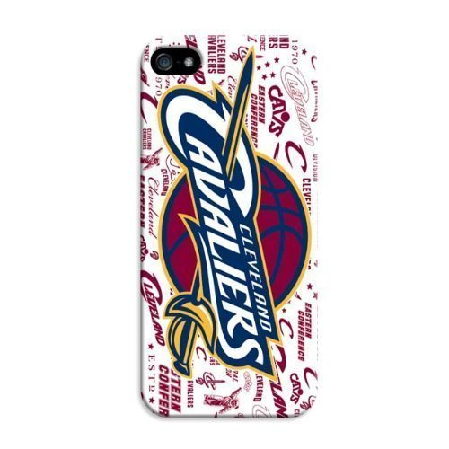 [Cleveland Cavaliers Custom Phone 3D Case Design for iphone 5/5S Case with Laser Technology] (Cleveland Costumes)