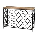 Hamptons Collection Agra Console Table