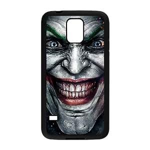 Batman Joker samsung galaxy s5 Phone Case Funny Cool Witty Humor Maverick CYGJ6315303565