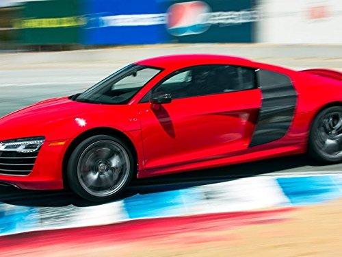 2014 Audi R8 V-10 Plus Hot Lap! - 2013 Best Driver's Car Contender