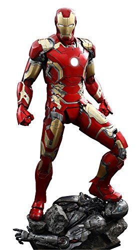 Avengers: Age of Ultron 1:4 Scale Hot Toys Collectible Figure: Iron Man Mark XLIII
