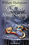Image of Much Ado About Nothing: A Verse Translation