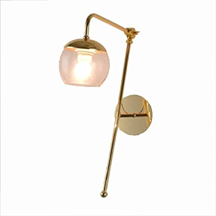 Amazon.com: Lámpara de pared Nordic Post-Modern Lustre ...