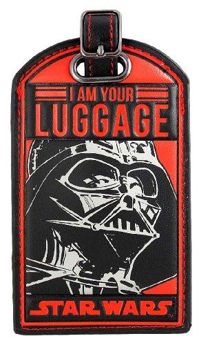 Star Wars I Am Your Luggage Darth Vader Luggage Tag (Luggage Tag Star Wars)