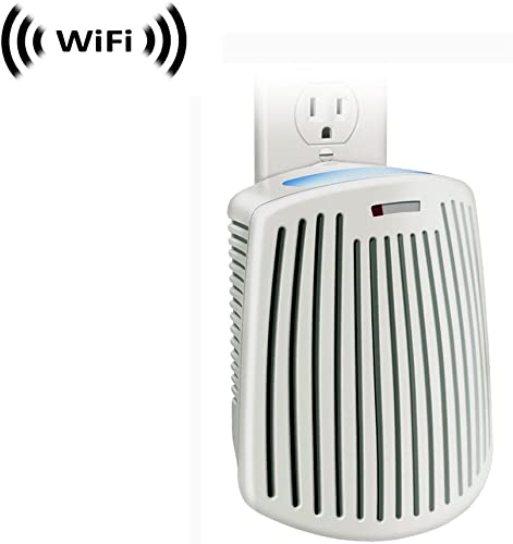 1080p IMX323 Sony Chip Super Low Light Spy Camera with WiFi Digital IP Signal, Recording Remote Internet Access, Camera Hidden in a 6.5 Plug-in Fake Air Freshener This Unit is not Small