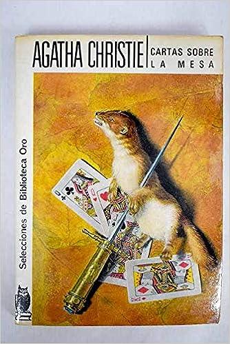 Cartas sobre la mesa: Agatha Christie: Amazon.com: Books