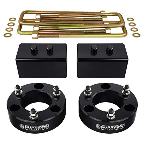 - Supreme Suspensions - Full Lift Kit for 2004-2019 Ford F-150 [4WD] 2.5