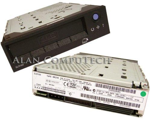 - .IBM. SLR100 50-100GB Internal SCSI Blck Tape Drive 45E0669 Tandberg 1/4in 5.25in 68Pin