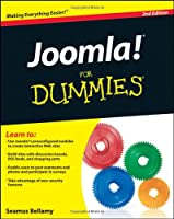Joomla! For Dummies, 2nd Edition Front Cover