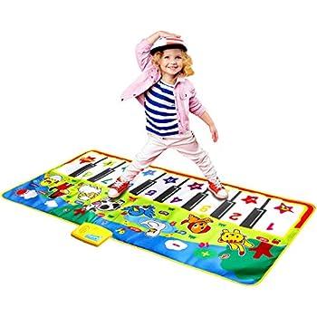 Amazon.com: Smart Planet Piano Mat: Toys & Games