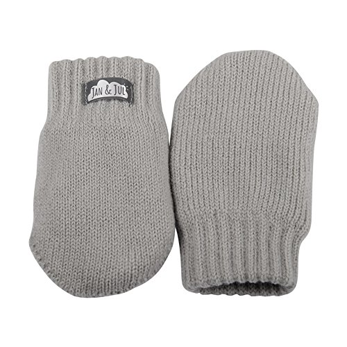 baby-toddler-girl-warm-fleece-lined-thumbless-knit-mittens-for-fall-winter-mitten-s-0-9m-light-grey