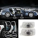 HonsCreat Laser LED Car Door Ghost Shadow Projector logo Lights For Lexus LX RX GS GX LS