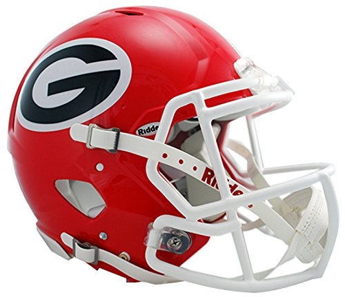 georgia bulldogs authentic helmet - 6