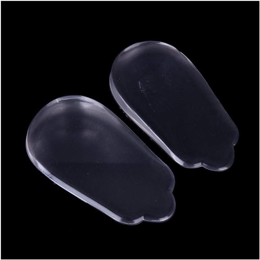 NMSGS0 Útiles 1 par de Zapatos de Gel de Silicona Insertar ortopédica Ortesis Ayuda de Arco del pie Plano Plantilla Accesorios Corrección Zapato de tacón cojín de la Taza Muy Popular