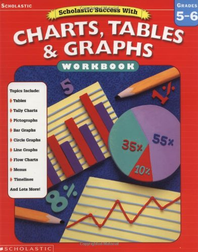 Amazon.com: Scholastic Success With Charts, Tables, And Graphs ...