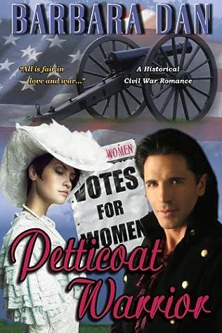 book cover of Petticoat Warrior