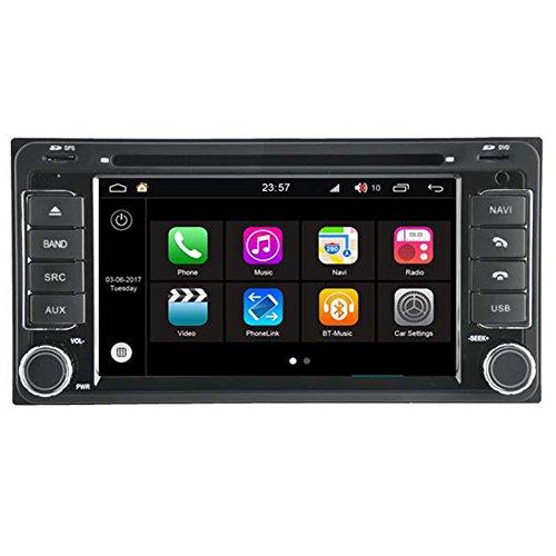 Witson Quad Core 16GB Android 8.0 For for Toyota Rav4(1996-2012) Yaris(2007-2009) Land Cruiser(2001-2007) Camry(2002-2006) Corolla(2002-2006) Car DVD GPS Navigation Headunit Stereo Radio Navigator