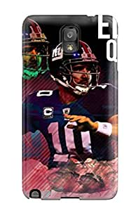 Hot Fashion EwfwrNB2400lBuAn Design Case Cover For Galaxy Note 3 Protective Case (eli Manning)