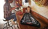 CRAFTSMAN Ratchet Wrench Set, SAE, Locking Flex